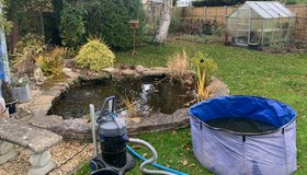 Pond Cleaning and Servicing Dorset